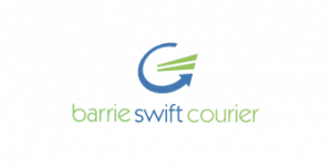 Barrie Courier - Barrie Swift Courier Logo