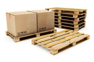 Barrie Courier Skids Pallets