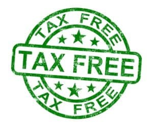 tax free delivery